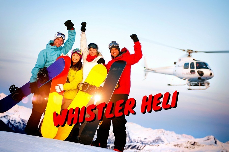 Heli Skiing  & Boarding in Whistler