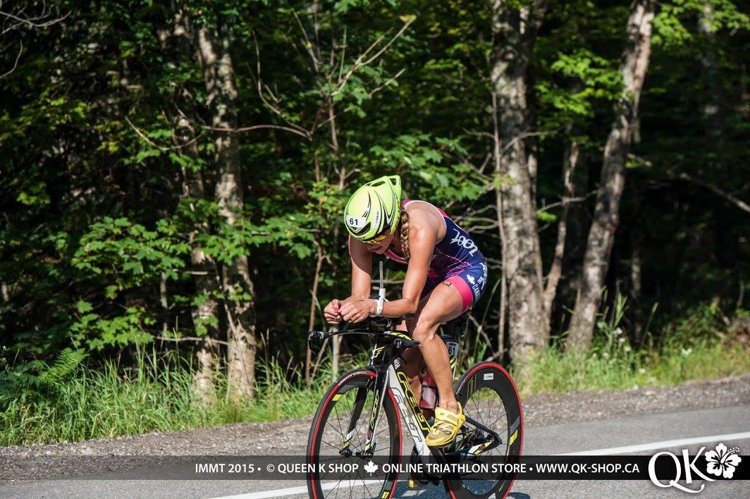 Whistler Ironman Canada Karen Thibodeau2