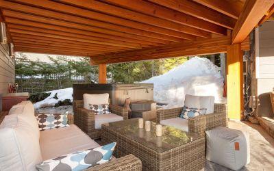 Whistler Lakeside Rental Home