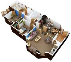 Whistler Mountain Rental House 6 Bedroom (30)