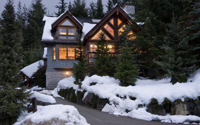 6 Bedroom Blackcomb Chalet