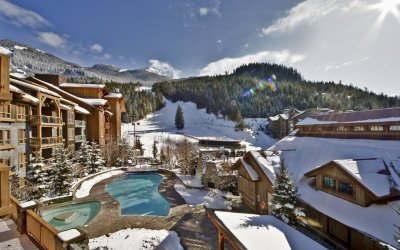 Legends Whistler Ski In Ski Out Hotel
