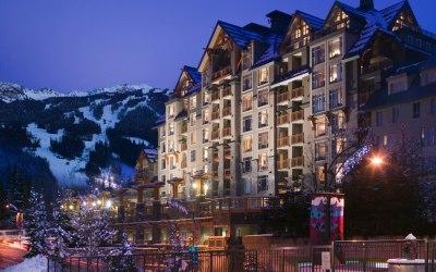 Pan Pacific Whistler Village Hotel – Village Centre