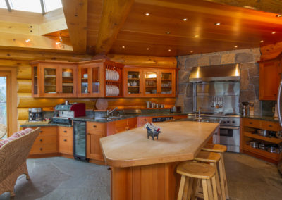 Whistler Luxury Log Chalet