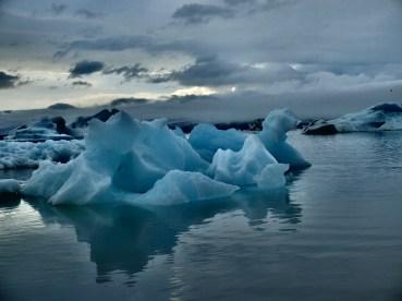 Where: Jökulsárlón glacier lagoon