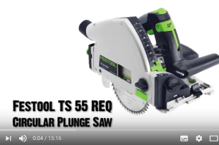 Festool TS 55 REQ Plunge Saw review