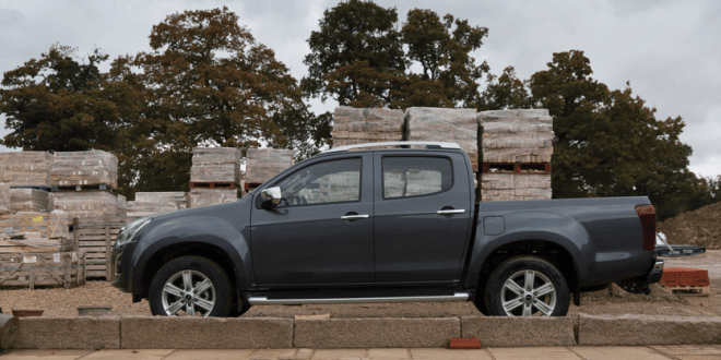 New generation Isuzu D-Max