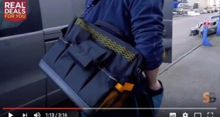 Roughneck tote bag review