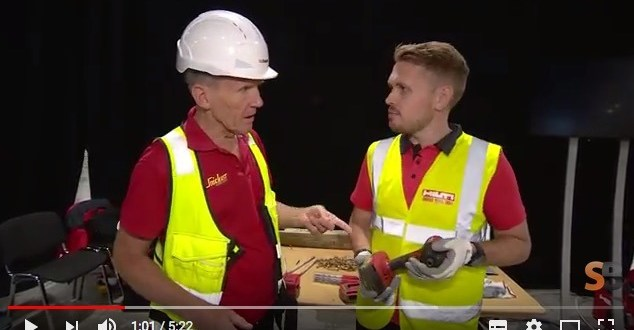 Hilti SID 4-A22 Cordless Impact Driver Preview