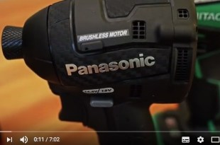 Panasonic Impact Driver review