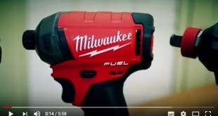 Milwaukee Impact Driver review