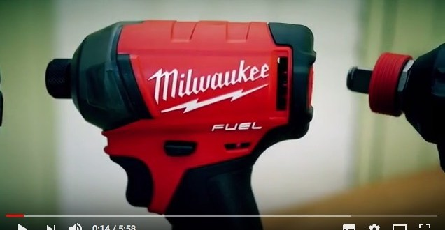 Milwaukee M18 FQID Fuel Surge Impact Driver Review