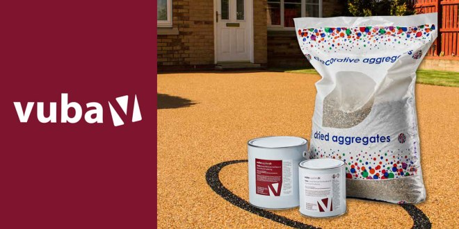 Vuba Resin Bound DIY kits