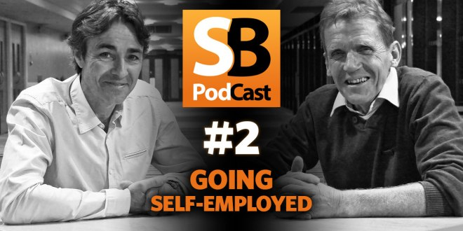 Podcast #2 ~ Benefits of Going Self-Employed