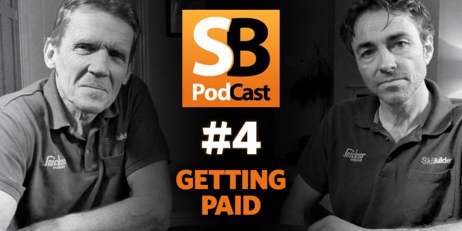 Podcast #4 ~ Getting Paid & Bad Debts