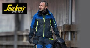 Snickers' NEW Street-Smart Stretch Trousers For Maximum Mobility on Site