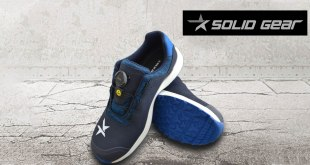 The Solid Gear OCEAN Safety Shoe – Precision Safety and Comfort