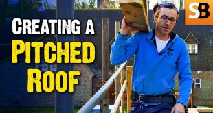 How to Build a Pitched Roof – Carpentry Training