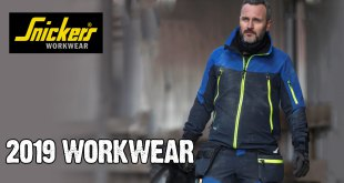 The Newest Clothing Innovations in the 2019 Snickers Workwear Catalogue