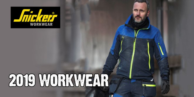 Snickers 2019 Workwear
