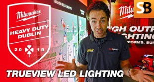 Bright Idea - Milwaukee Trueview LED light