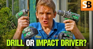 Impact Driver v Drill – What's the Difference?