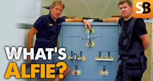 Chat with plumber Ty Harnett about Alfie