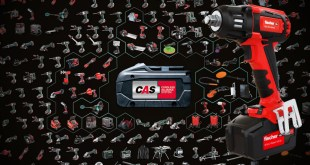 Fischer is now partner of the battery pack system CAS