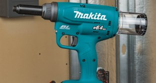 RIVETING MADE EASY WITH MAKITA