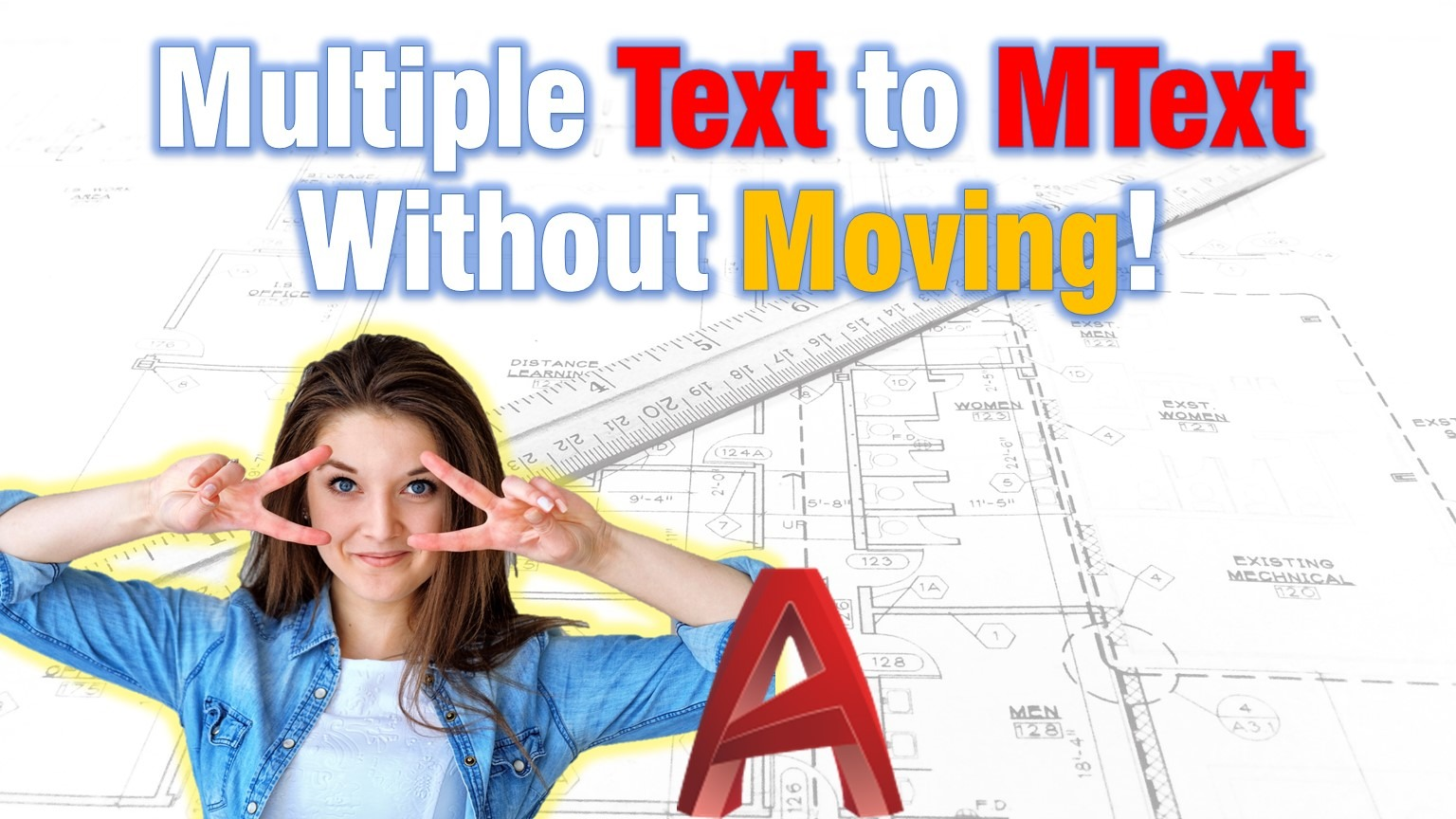 Text to Mtext without moving !