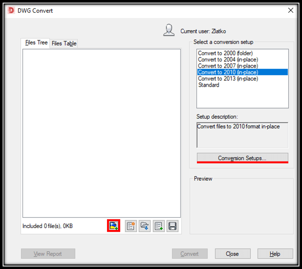 Convert DWG file to Older Version (Free Solutions!)