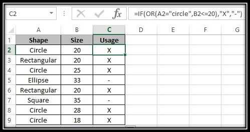 If This AND/OR That (A Quick Excel Tip) Microsoft Excel