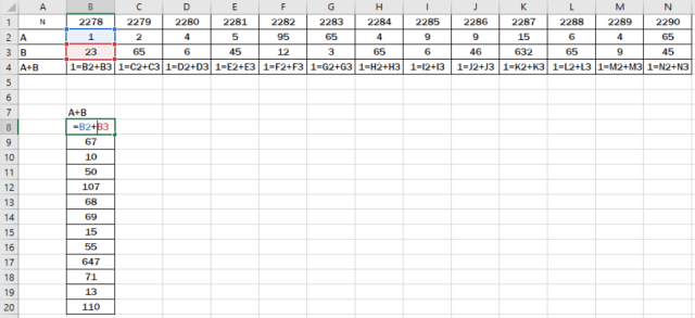 Paste transposed in Excel and Keep Formula References! (Two great ways to achieve that!) Microsoft Excel
