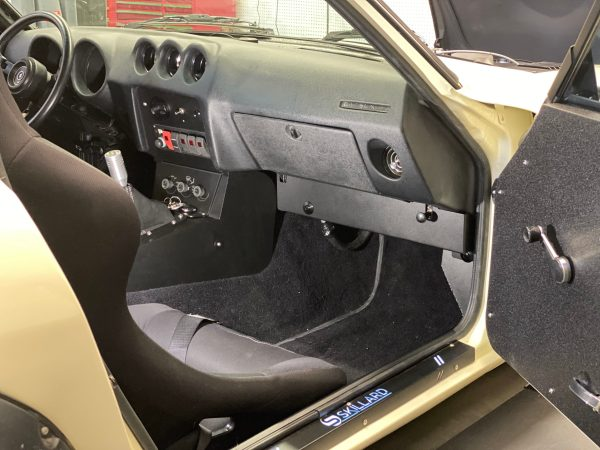 Instrument Panel Under Cover