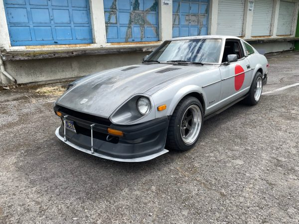 280ZX Front Splitter for Aftermarket Air Dam(s)