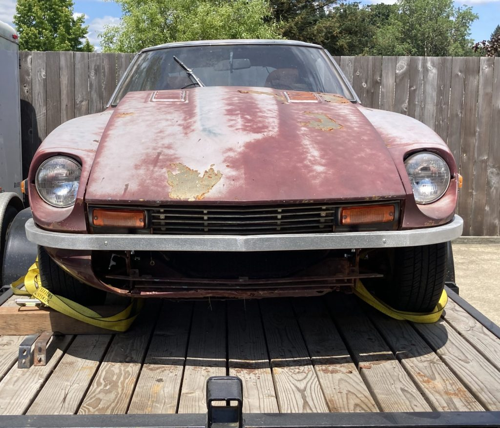 S30 240Z-Style Bumpers