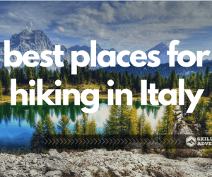 best places for hiking in italy