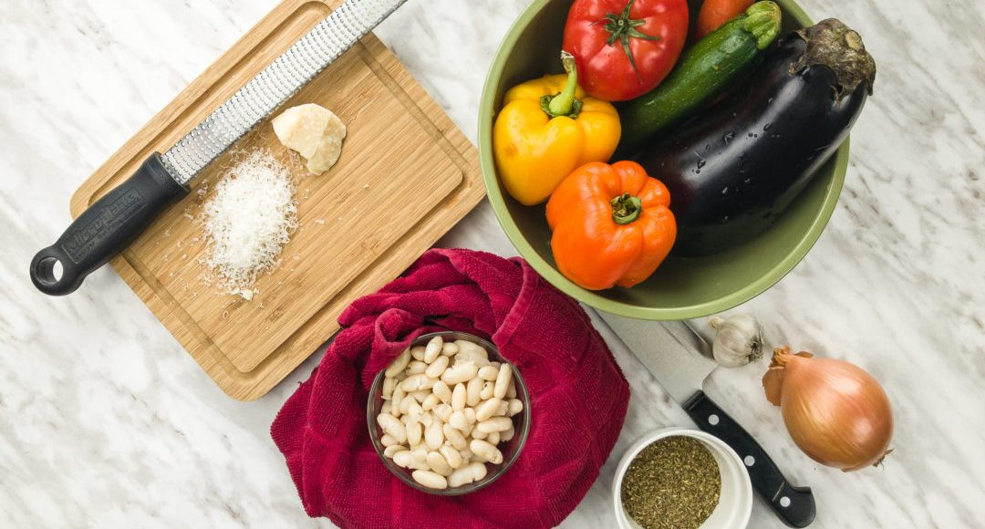 White Beans Minestrone Soup