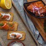 Gravlax Salmon-Vodka