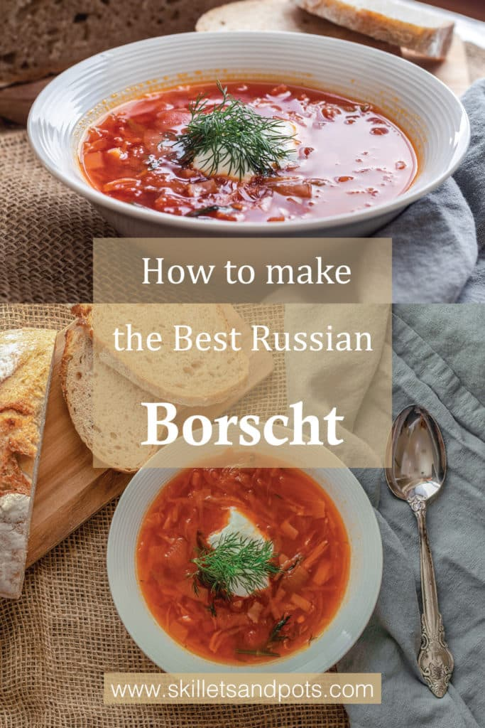 Borscht bowl