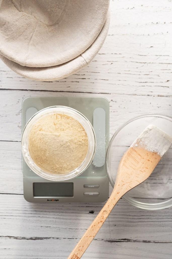 Bread Starter Making