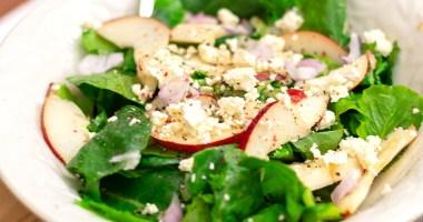 Fall Pear Salad