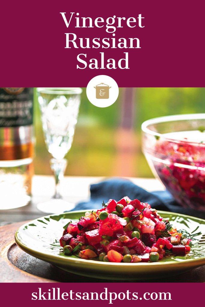 Vinegret Russian Salad