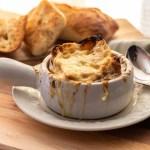 Mushroom and Onion Soup