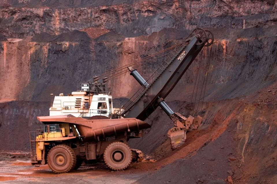 Mothballed NT iron ore mines