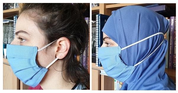 Come cucire una mascherina tipo chirurgica a casa