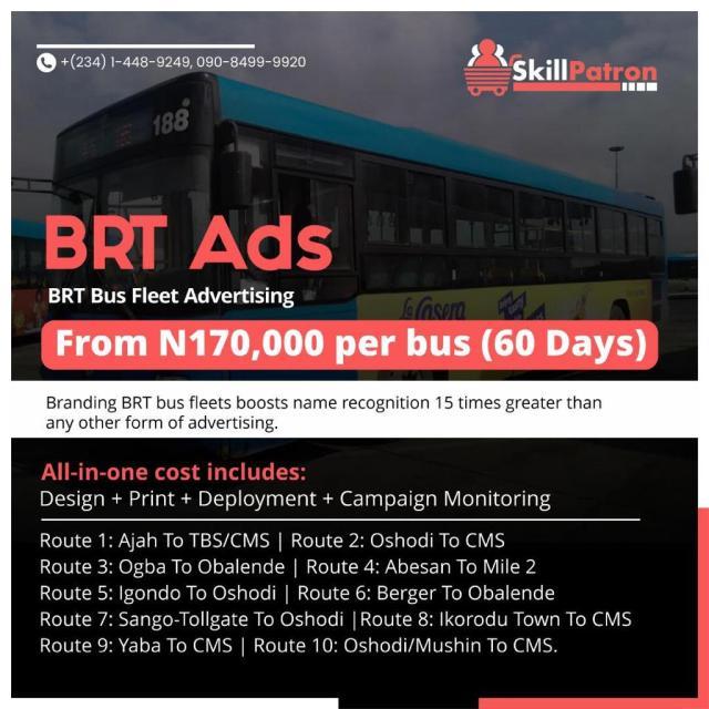 BRT Advertising