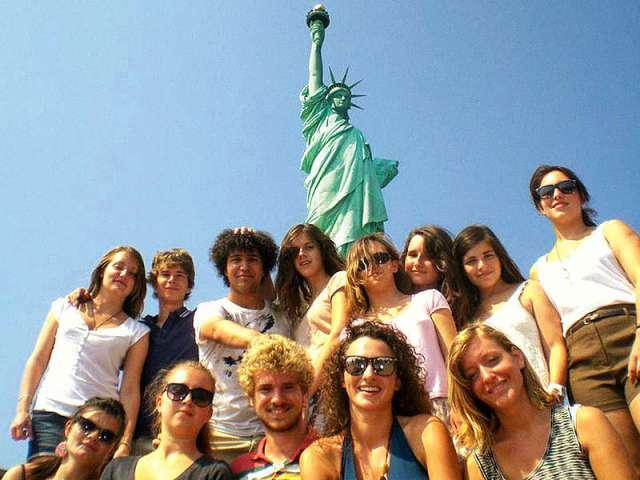 American Instagram followers from New York & California, USA.