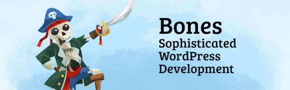 WordPress Starter Theme Bones
