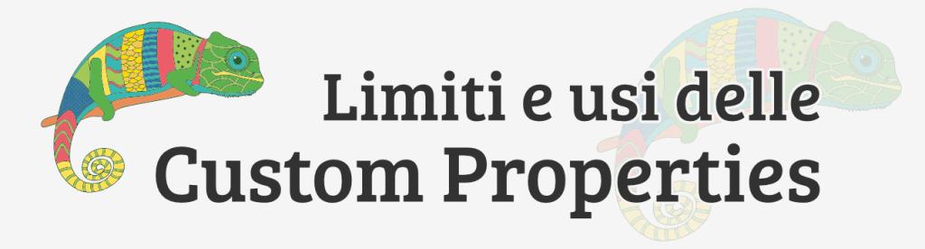 Ecco le variabili CSS, i suoi limiti e gli utilizzi intelligenti